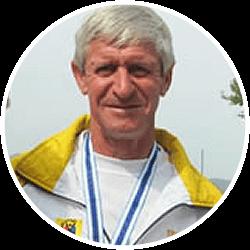 Andre Rabie Stroke2max Kayak Ergometer Paddler