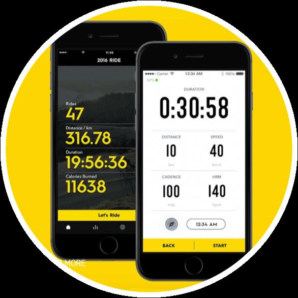 Stroke2max Mobile App