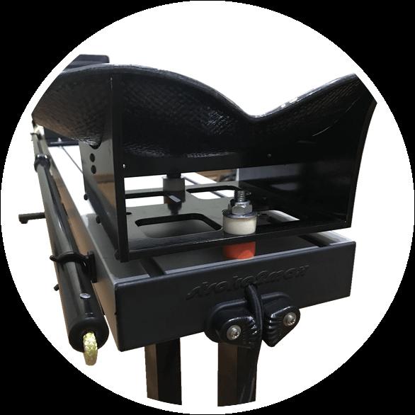 Stroke2max Kayak Ergometers Balance Seat