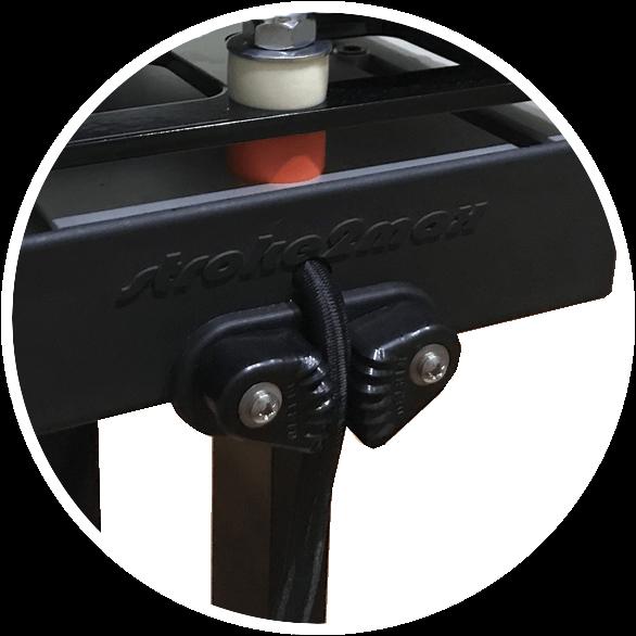 Stroke2max Kayak Ergometers Ajustable Paddle Shock Cord Resistance
